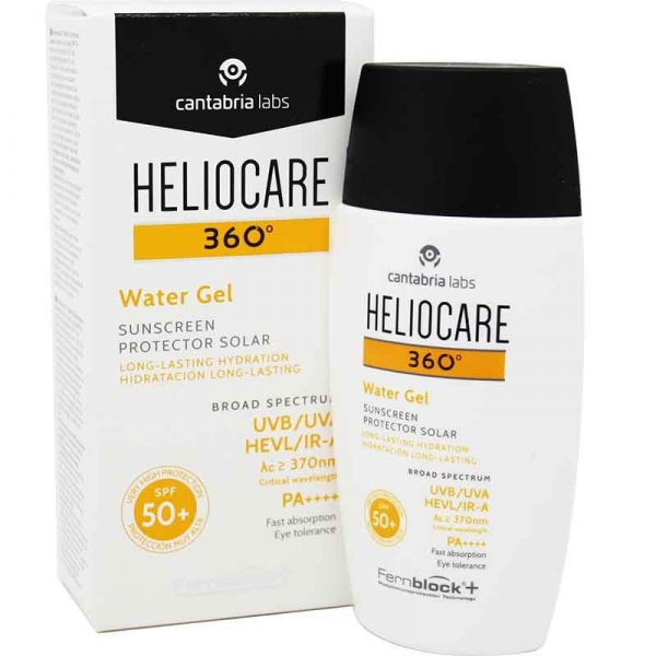 Kem chống nắng Heliocare 360 water gel 50ml